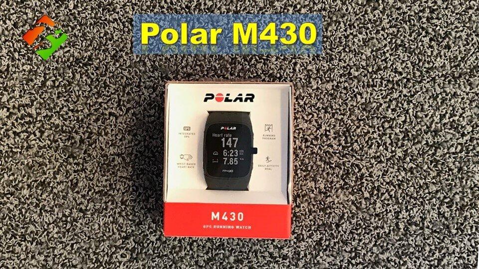 POLAR M430 about