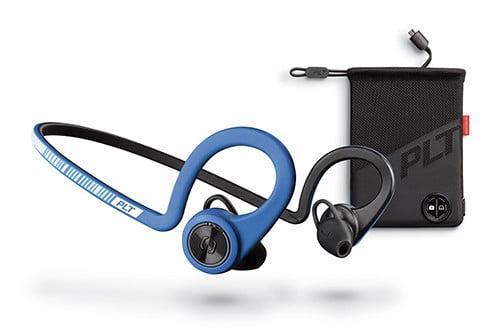 הכירו את האוזניות האלחוטיות Plantronics BackBeat FIT Boost